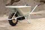 Elektrische kruiwagen voor universeel gebruik_
