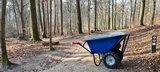 E-PowerBarrow Elektrische kruiwagen 2x2 160L Lithium Accu_