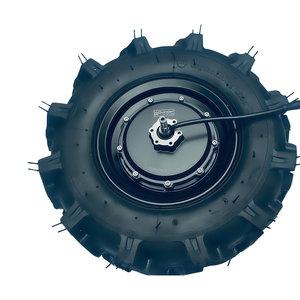 Quinder HUB motor 48V 550Watt 8inch met 16`tractor band 6km/u