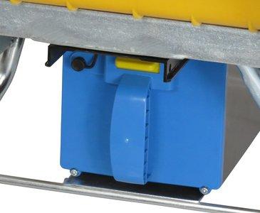 Lithium-Ion Accu voor de E-PowerBarrow elektrische kruiwagen 24V 12Ah
